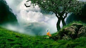 252221 motylek kwiatek ptak drzewo aka chmury 300x169
