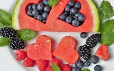 Moc owoców leśnych