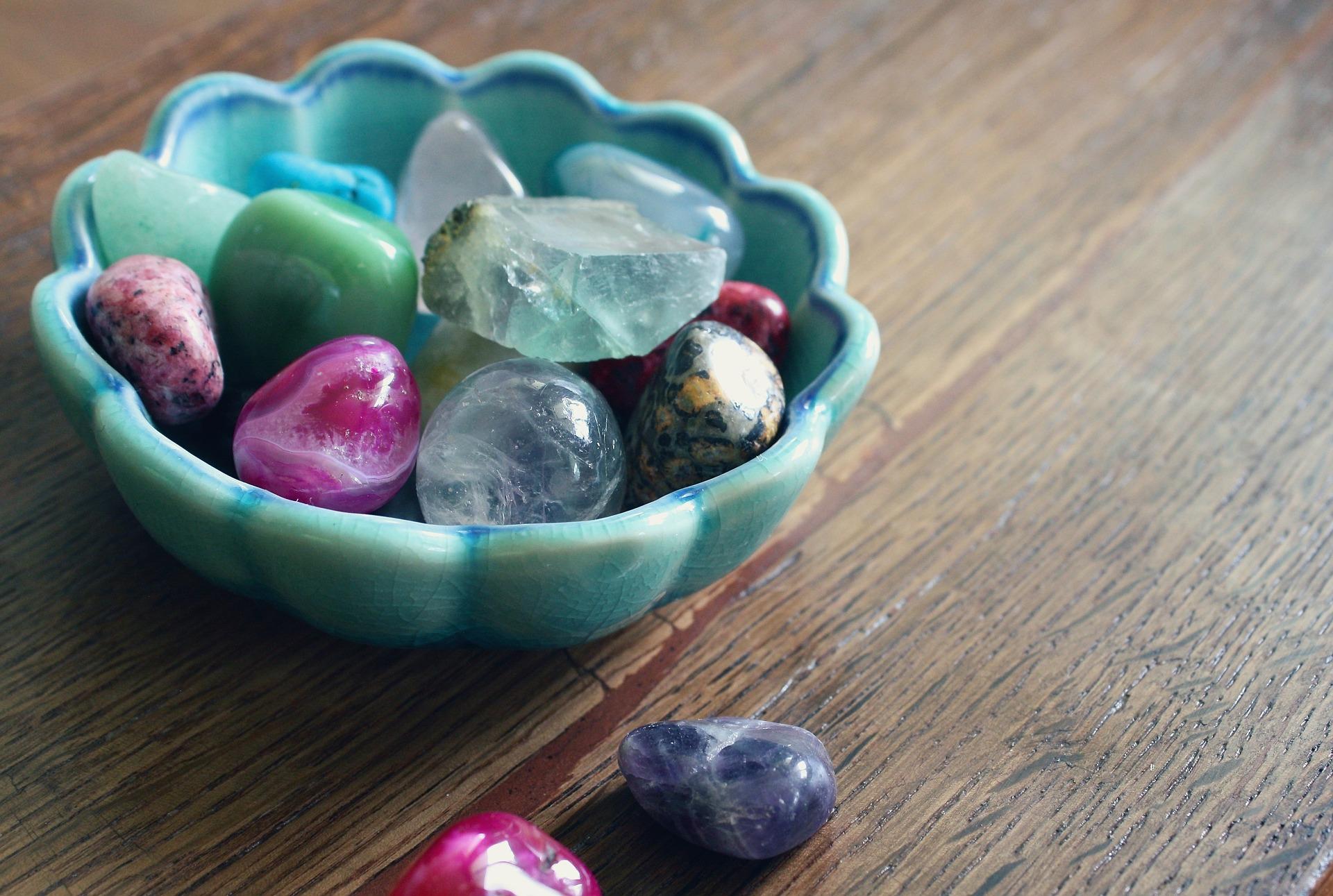 Litoterapia – lecznicza moc kamieni