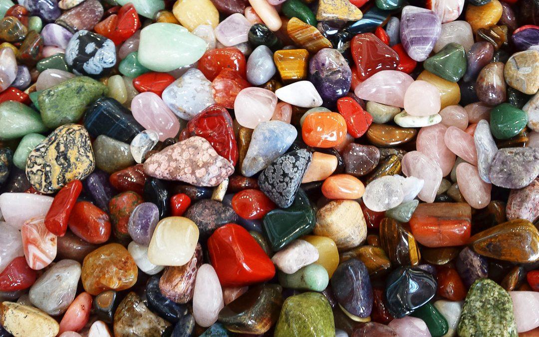 Kamienie a czakry