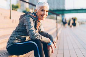 zatrzymanie procesu starzenia