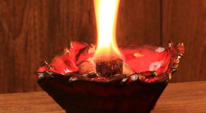 Agnihotra – moc ognia
